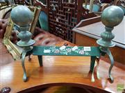 Sale 8480 - Lot 1046 - Folk Art Boot Scrape
