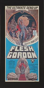 Sale 8822A - Lot 5142 - FLESH GORDON - 68.5 x 31cm