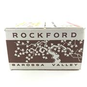 Sale 8875 - Lot 609 - 6x 2004 Rockford Basket Press Shiraz, Barossa Valley - original box