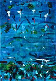 Sale 9021 - Lot 532 - Peter Sharp (1964 - ) - Night Watch, 1989 95 x 66 cm