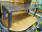 Sale 7943A - Lot 1535 - Timber Side Table