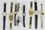 Sale 8463 - Lot 90 - Gents Stauer & Alta Linea Wristwatch in Box with Other Watches incl Seiko