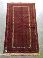 Sale 8469 - Lot 1047 - Persian Balouch (140 x 90cm)