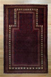 Sale 8566C - Lot 14 - Persian Baluchi 150cm x 100cm