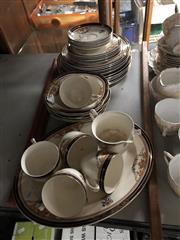 Sale 8819 - Lot 2296 - Collection of Alfred Maekin Dinner Wares