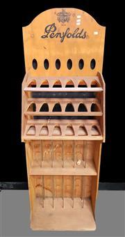 Sale 8912 - Lot 1013 - Penfolds Wine Rack