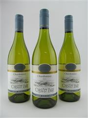Sale 8403W - Lot 38 - 3x 2015 Oyster Bay Chardonnay, Marlborough