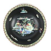Sale 8545N - Lot 113 - Chinese Bowl (H:12cm D:30cm)
