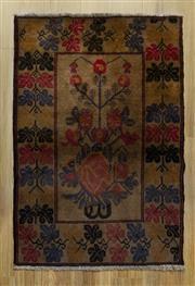 Sale 8566C - Lot 15 - Persian Baluchi 140cm x 90cm