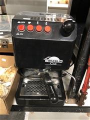 Sale 8819 - Lot 2270 - Brasilia Club Coffee Machine