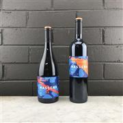 Sale 8970W - Lot 3 - 2x Massena Vineyards Colour Palette Reds - 2018 Shiraz, McLaren Vale & 2019 Cabernet Sauvignon, Langhorne Creek