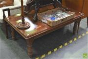 Sale 8406 - Lot 1053 - Timber Coffee Table