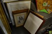 Sale 8544 - Lot 2066 - Prints and Frames