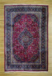 Sale 8576C - Lot 1 - Vintage Kashan 300cm x 210cm