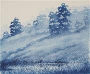 Sale 9004 - Lot 2003 - Peter Hickey (1943 - ) - Kangaloon, 1990 8.5 x 11 cm 25 x 33 cm (sheet size)
