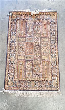 Sale 9157 - Lot 1073 - Hand knotted Persian prayer mat (127 x 58cm)