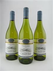 Sale 8403W - Lot 39 - 3x Oyster Bay Chardonnay, Marlborough - 2x 2015, 1x 2014