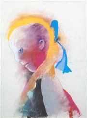 Sale 8410A - Lot 5036 - Anne Hall (1945 - ) - Pauline, 1967 76.5 x 56cm (sheet size)