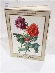 Sale 8822B - Lot 808 - Flowers Drawn from Nature, ed. Wilfrid Blunt, ill. from the 1800 folio, pub. Leslie Urquhart Press, 1957