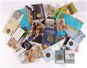 Sale 9035M - Lot 843 - Large collection of Royal Australian Mint UNC $1 coins