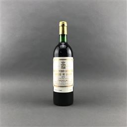 Sale 9120 - Lot 1033 - 1978 Chateau Pichon Longueville-Lalande, 2me Cru Classe, Pauillac - into neck