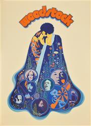 Sale 8330A - Lot 115 - 'Woodstock' - 59.5 x 42cm