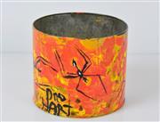 Sale 8394 - Lot 601 - Kevin Charles (Pro) Hart (1928 -2006) - Ants h. 13cm, d.15cm