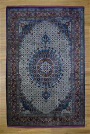 Sale 8576C - Lot 3 - Vintage Persian Moud 310cm x 200cm