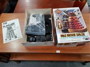 Sale 8684 - Lot 1053 - Mk3 Movie Dalek Boxed Model (unassembled)