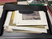 Sale 8906 - Lot 2076 - Folder of Early Sydney Photo Prints, Colonial Prints, Folios, etc