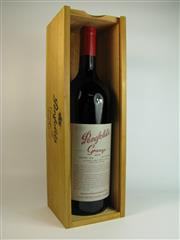 Sale 8340A - Lot 673 - 1x 1994 Penfolds Bin 95 Grange Shiraz, South Australia - 1500ml magnum in original timber presentation box