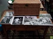 Sale 8600 - Lot 2078 - 8 Laurel & Hardy Movie Scenes