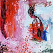 Sale 8976A - Lot 5034 - Ann Thomson (1933 - ) - Renewal 1998 50 x 50 cm