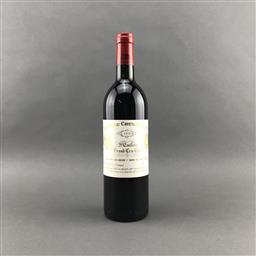 Sale 9120 - Lot 1003 - 1978 Chateau Cheval Blanc, 1er Grand Cru Classe (A), Saint-Emilion - into neck