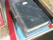 Sale 7943A - Lot 1627 - 3 Volumes: Wollaston, T.C. The Spirit of the Child, pub. Thomas C. Lothian, England, 1914; Thackeray, W.M. The Great Hoggart Diam...