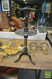 Sale 8337 - Lot 1072 - Tiered Cake Stand w Column Supports