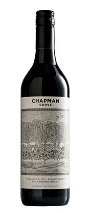 Sale 8528W - Lot 82 - 12x 2013 Chapman Grove Estate Cabernet Merlot. Perfect wine for everyday consumption... This is a 60-40 Blend of Cabernet Sauvig...