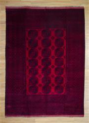 Sale 8576C - Lot 5 - Afghan Qunduzi 329cm x 232cm