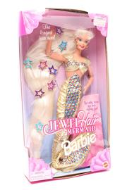 Sale 8739 - Lot 74 - Retro Vintage Jewel Hair Mermaid Barbie