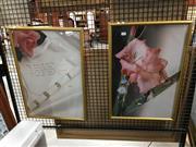 Sale 8752 - Lot 2088 - Pair of Prints - Flowers