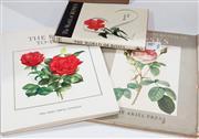 Sale 8822B - Lot 807 - 3 Volumes: Park, B. The World of Roses, pub. Australian Pub. Co. 1962; the Ariel Press The Rose Today, The Ariel Press Pierre-Jo...