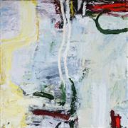 Sale 8976A - Lot 5035 - Ann Thomson (1933 - ) - Flute, 1998 50 x 50 cm