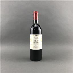 Sale 9120 - Lot 1004 - 1978 Chateau Cheval Blanc, 1er Grand Cru Classe (A), Saint-Emilion - base of neck