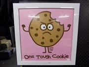 Sale 8347A - Lot 94 - Todd Goldman (XX) - One Tough Cookie 39 x 38.5cm