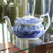 Sale 8362 - Lot 46 - Antique Spode Teapot