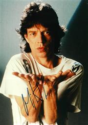 Sale 8635A - Lot 5004 - Mick Jagger