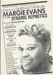 Sale 8766A - Lot 5061 - Margie Evans with The Dynamic Hepnotics - screenprint