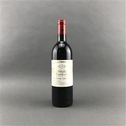Sale 9120 - Lot 1005 - 1978 Chateau Cheval Blanc, 1er Grand Cru Classe (A), Saint-Emilion - very very high shoulder
