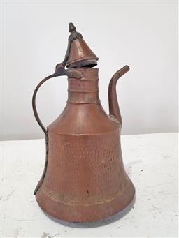 Sale 9157 - Lot 1044 - Copper kettle