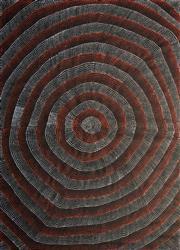 Sale 8309A - Lot 78 - Lily Kelly Napangardi (1948 - ) - Rock Holes 200 x 150cm